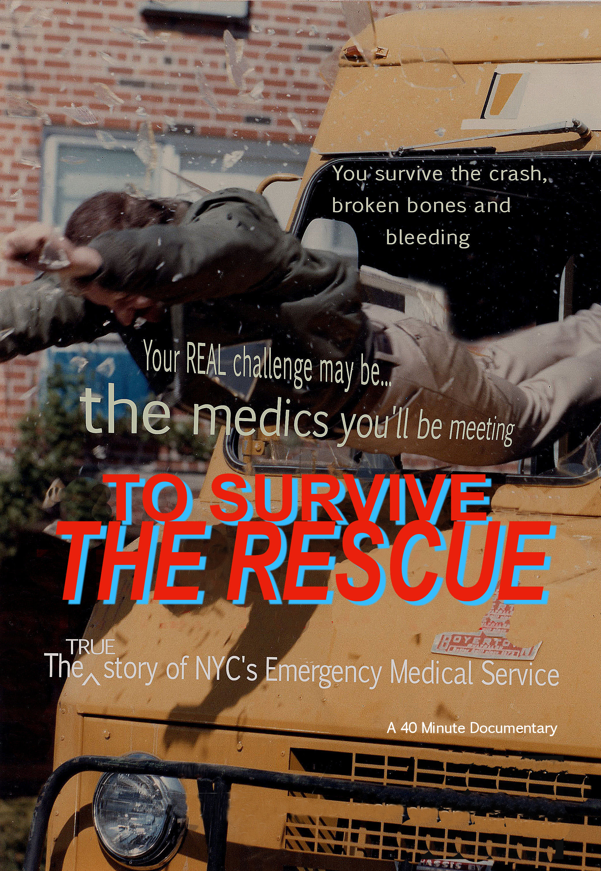 To Survive This Rescue