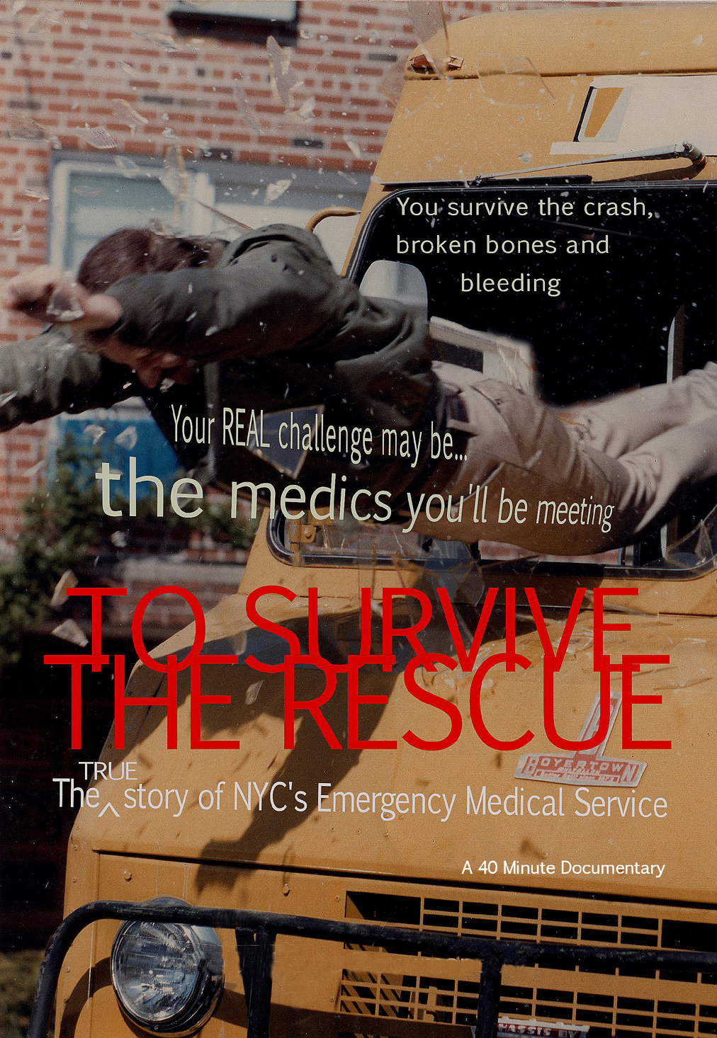 To Survive The Rescue
