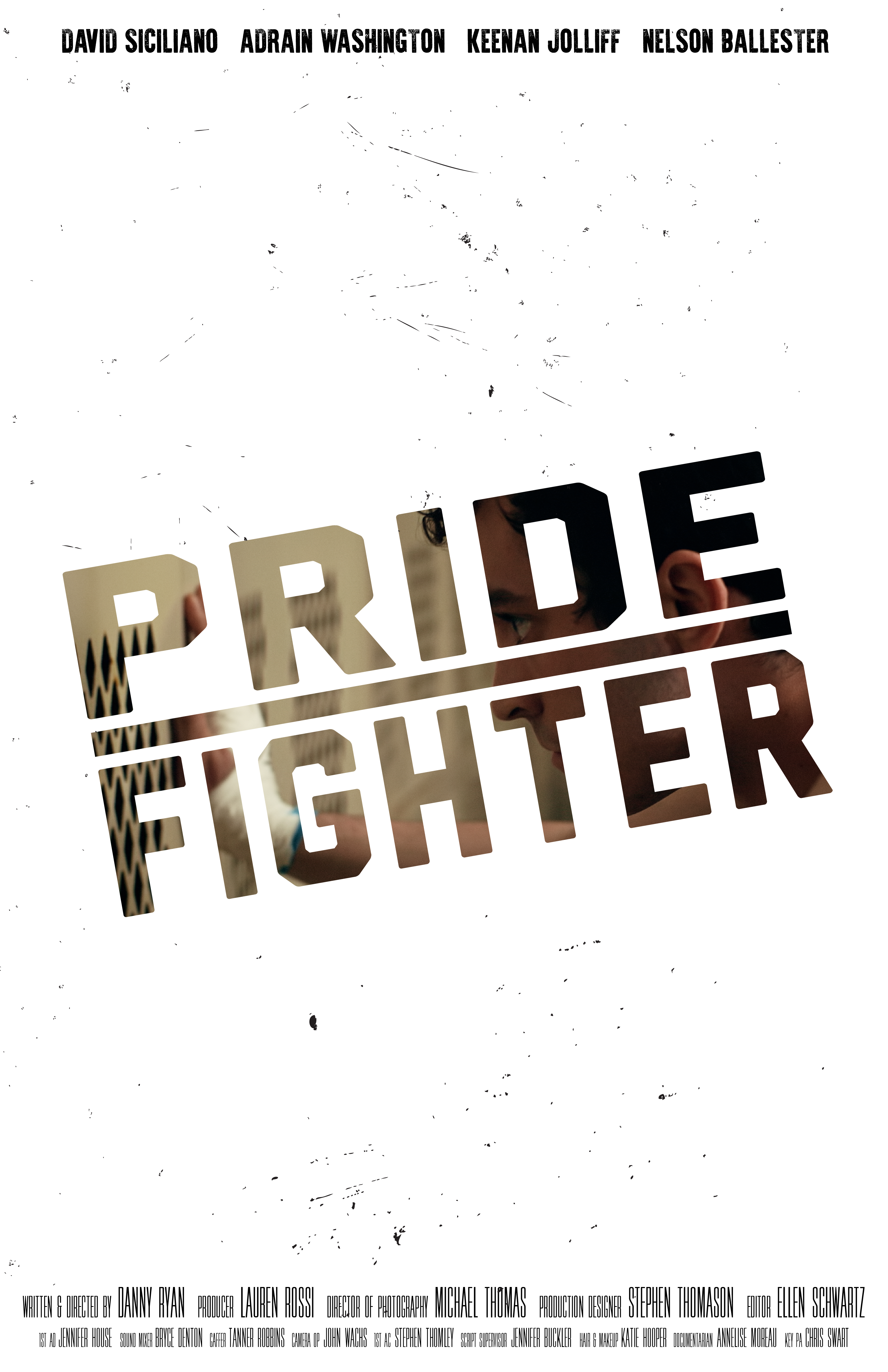 Pride Fighter